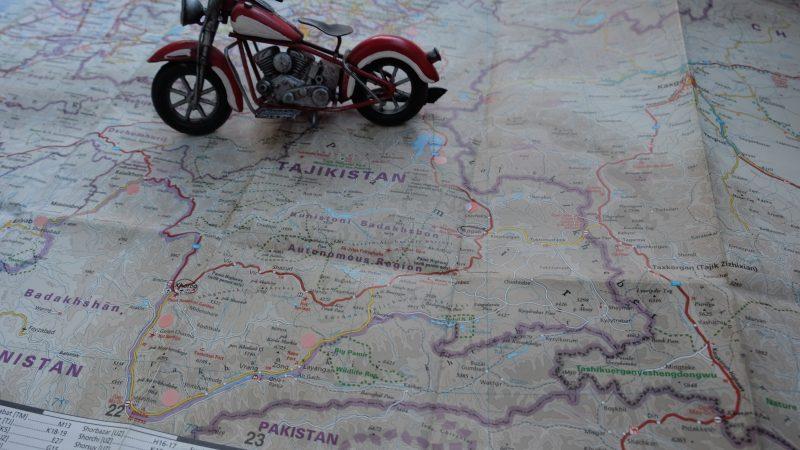 In viaggio lungo la Pamir Highway