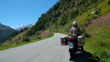 come organizzare un viaggio in moto