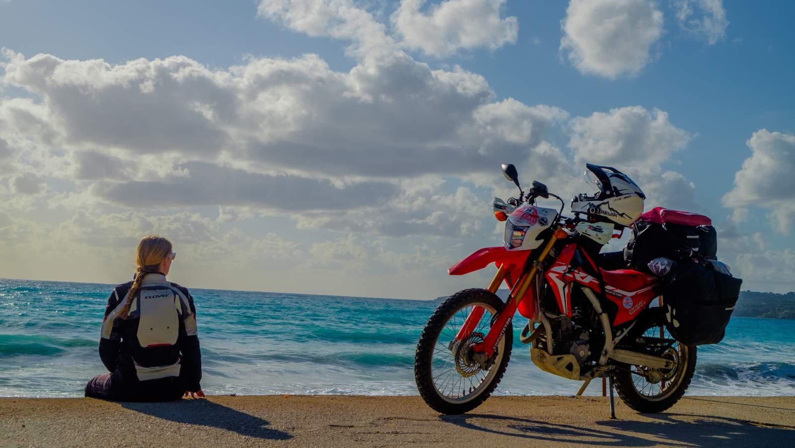 musica per i viaggi in moto