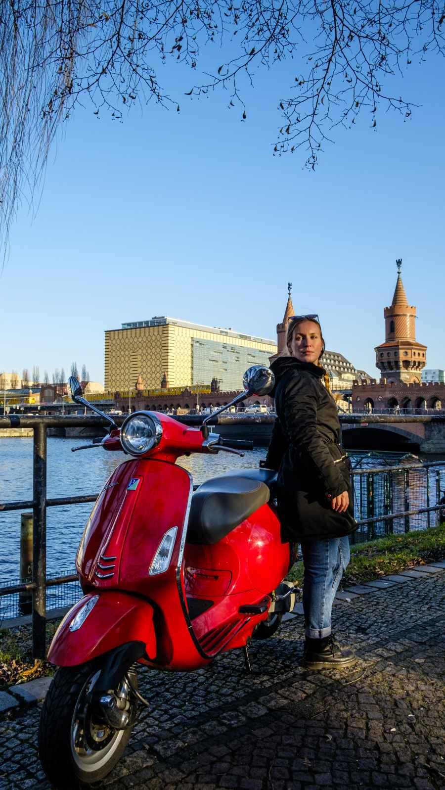 24 ore in Vespa a Berlino