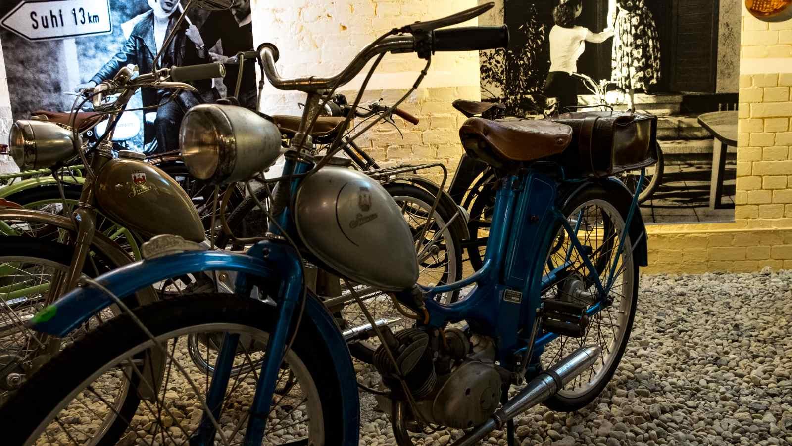 DDR Motorrad Museum