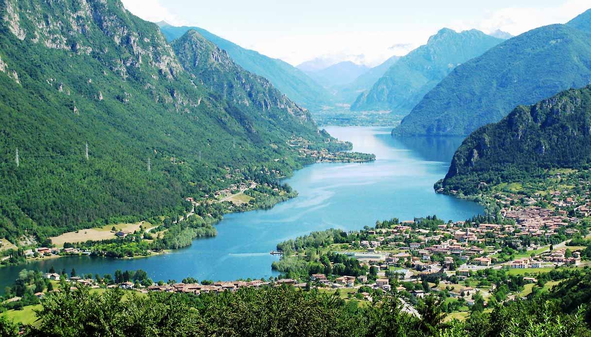 3 laghi bresciani in moto